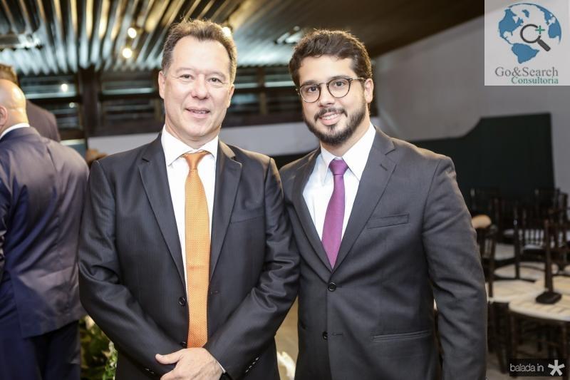 Carlos e Rafael Fujita