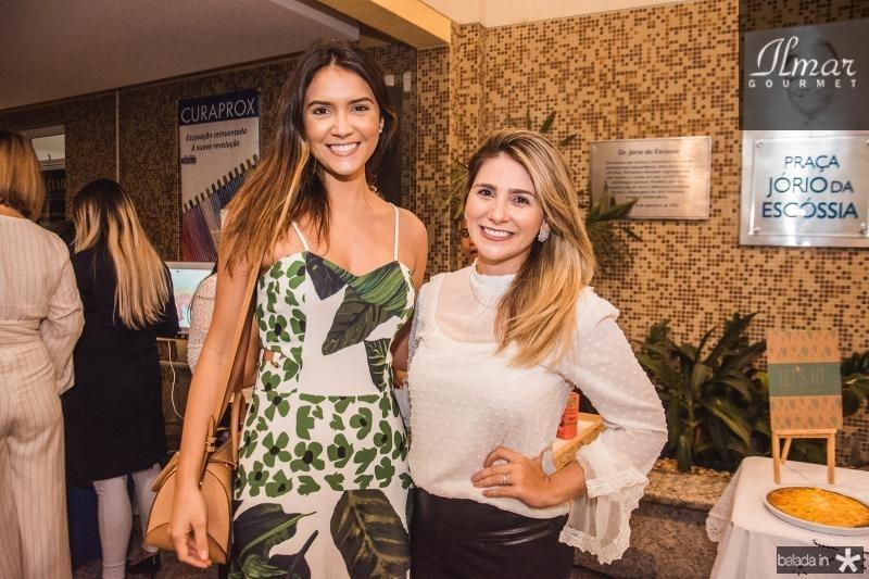 Yslla Garcia e Nathalia da Escossia