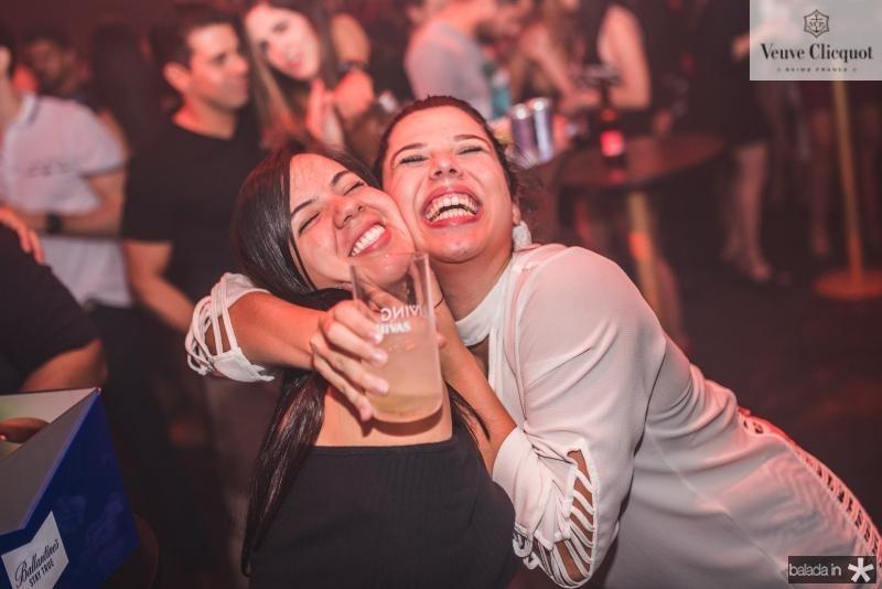 Tais Lima e Julia Farias