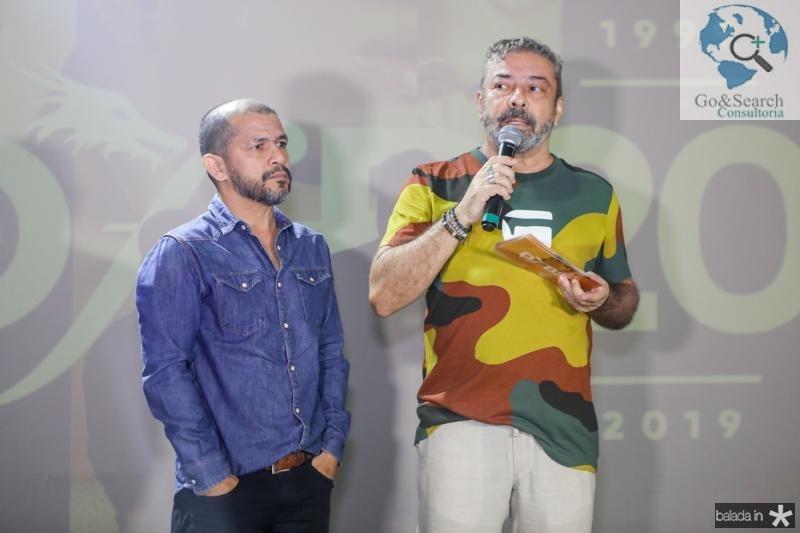 Josenias Junior e Claudio Silveira