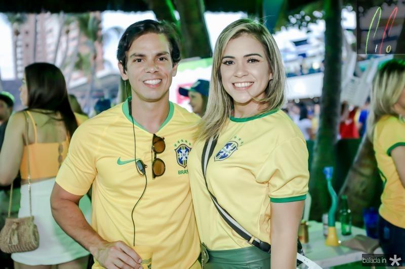 Italao Girao e Alzira Bezerra