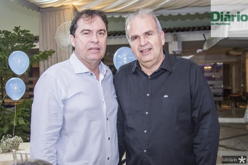 Bertrand Boris e Haroldo Diogo