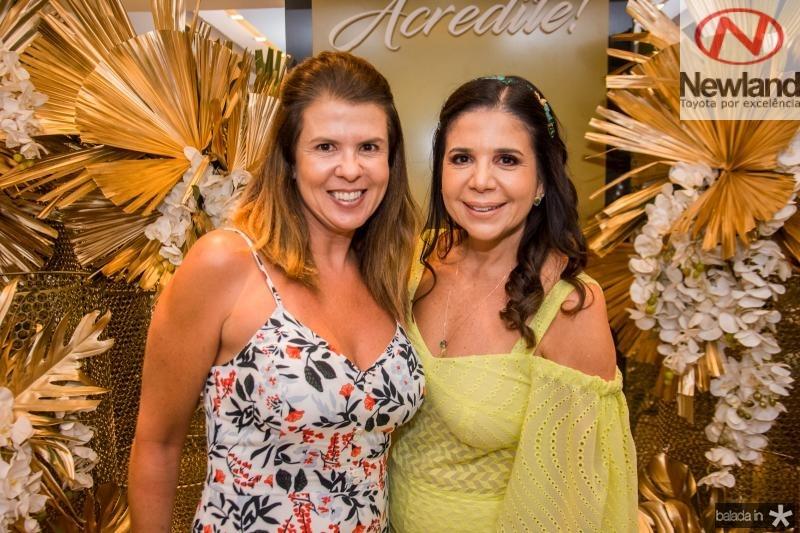 Alexandra Pinto e Maria Lucia Negrao
