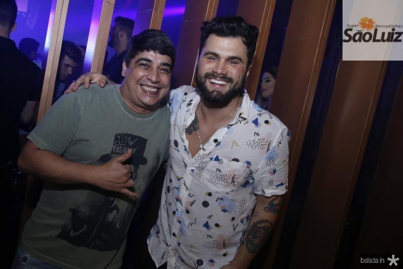 Rodrigo Feeling e DJ Jow Corporation