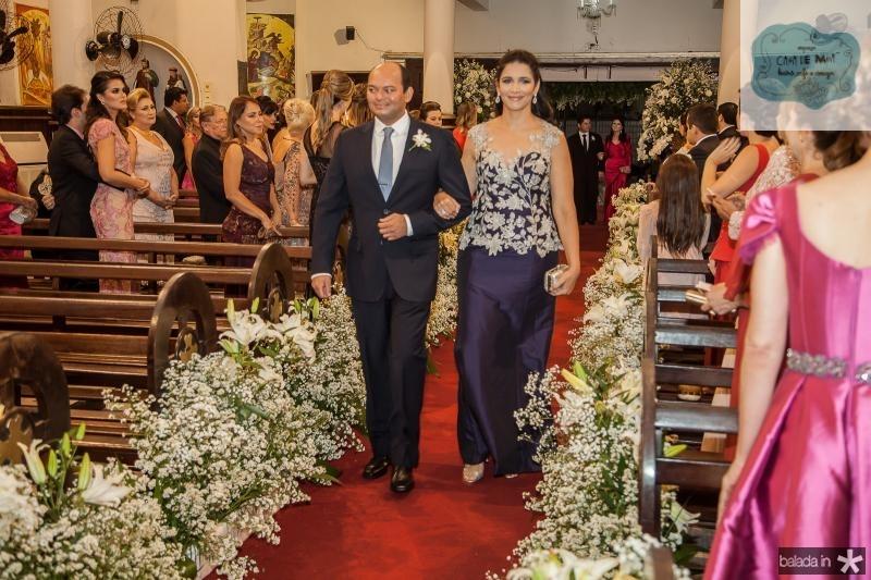 Otilio e Manuela Ferreira