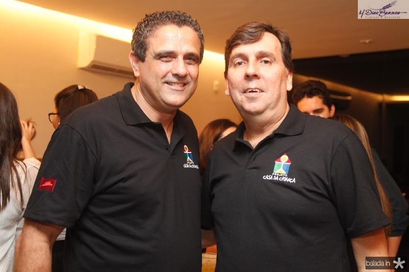 André Verçosa e João Mendonça
