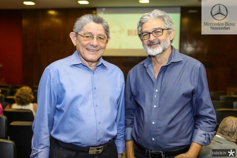 Batista Lima e Newton Almeida
