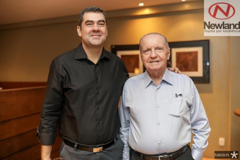 Alex Sousa e Rubens Studart