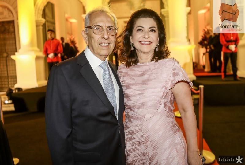 Paulo e Guirlanda Pontes