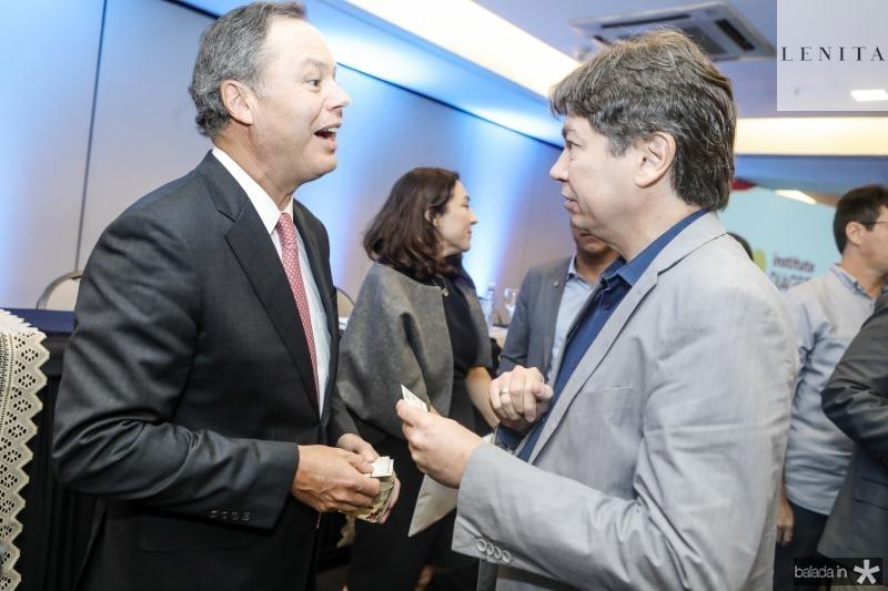 Gregorio Gutierrez e Edgar Gadelha