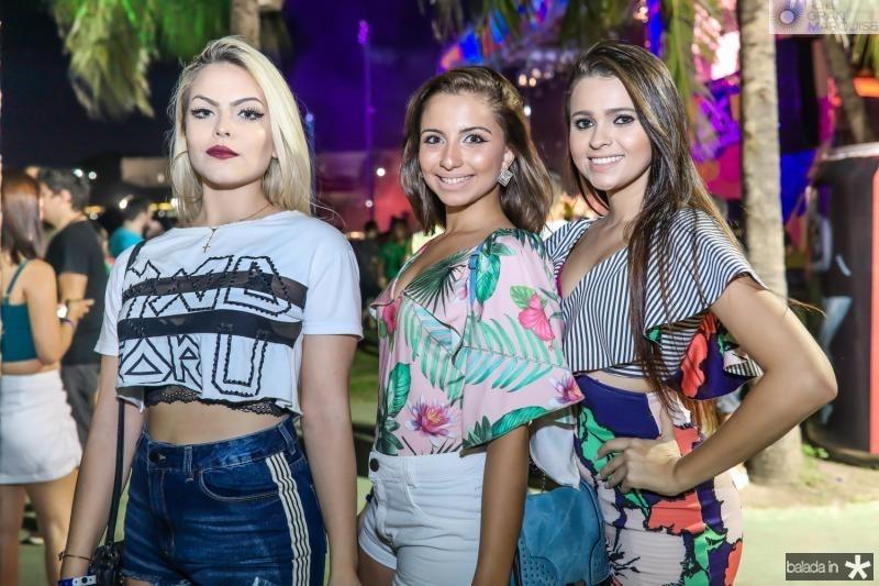 Fernanda de Marco, Leticia Girio e Natalia Farias