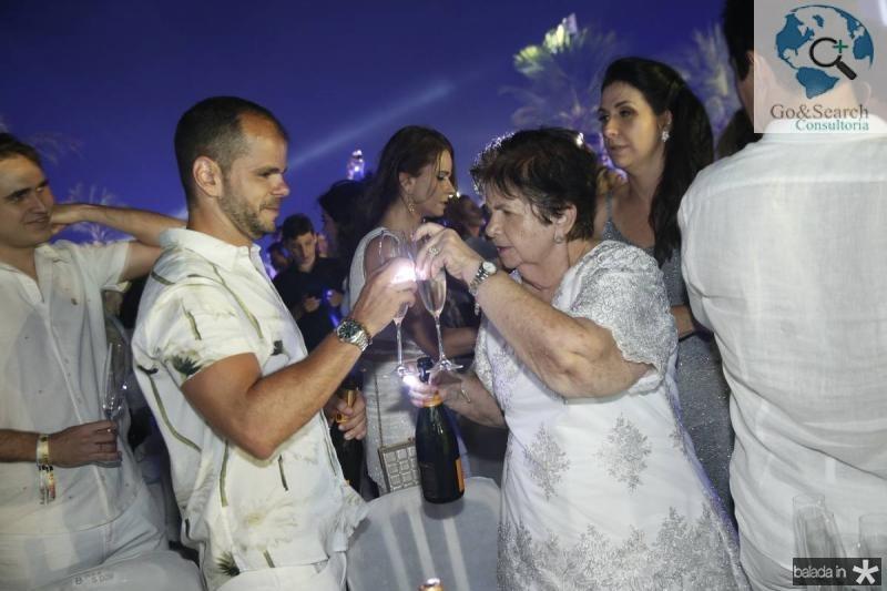 Antonio Gil e Elisa Gradvohl