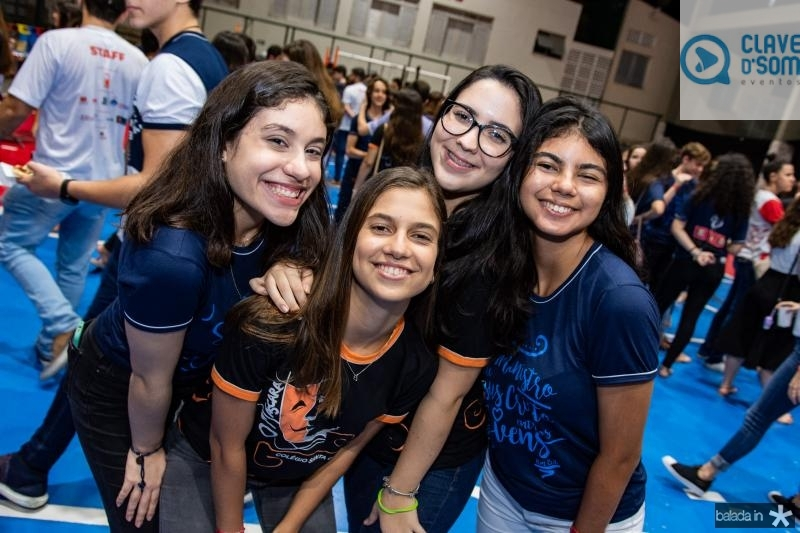 Clara Simoes, Mariana Bessa, Sara Bastos e Maria Lobo