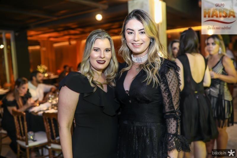 Adriana Brasil e Mariana Pimenta