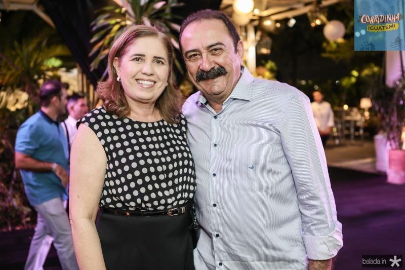 Alidja e Fernando Saboia