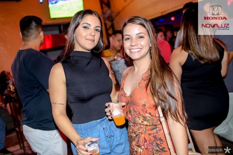 Jessica Barbosa e Jessiane Barbosa