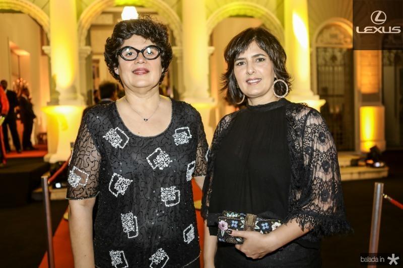 Cordelia Queiroz e Armenui Boyadjan