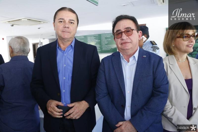 Eliseu Barros e Manuel Linhares