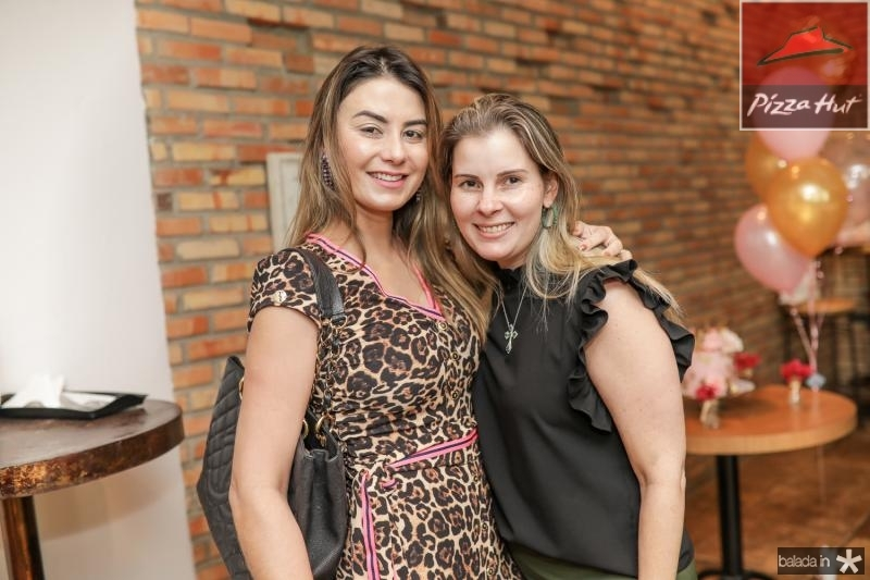 Mariana Pimenta e Adriana Loureiro
