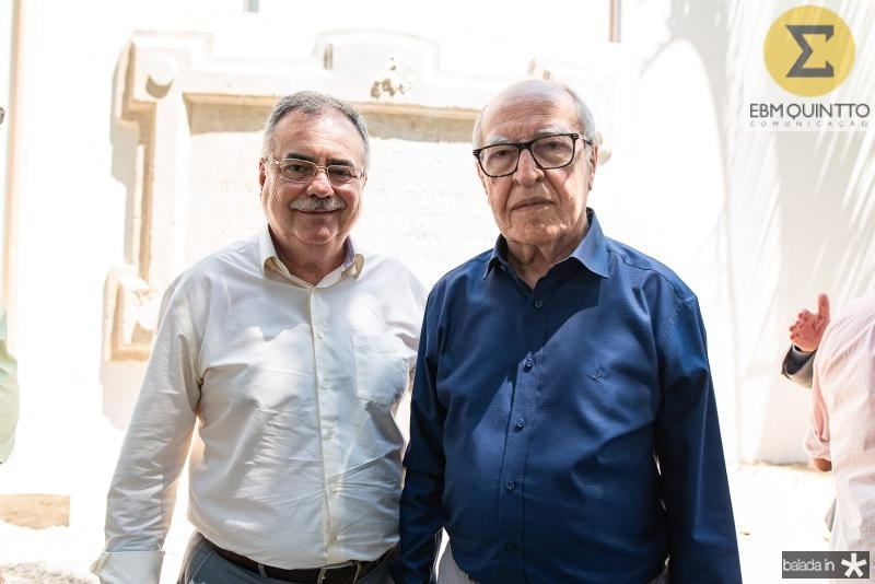 Assis Cavalcante e Lucio Alcantara