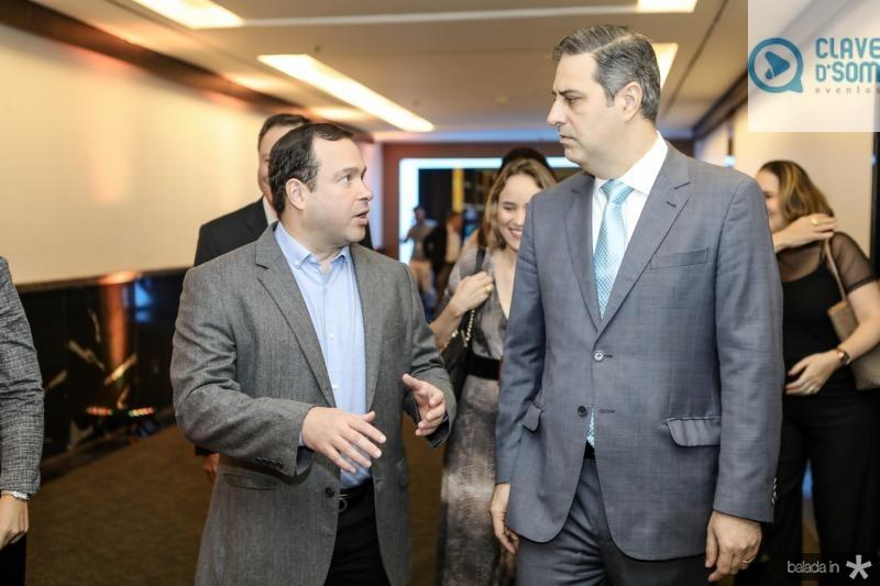 Igor Barroso e Erinaldo Dantas