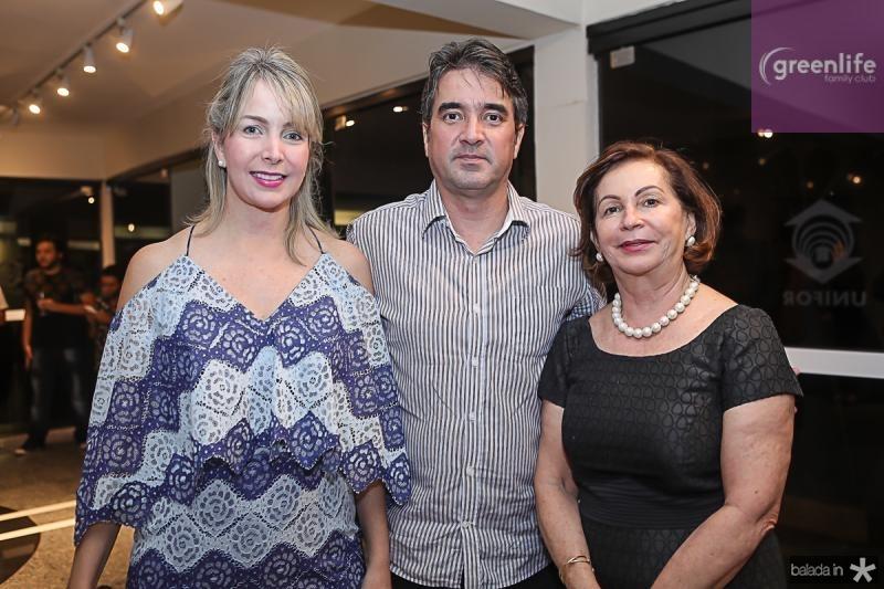 Renata e Jose Felismino, Fatima Veras