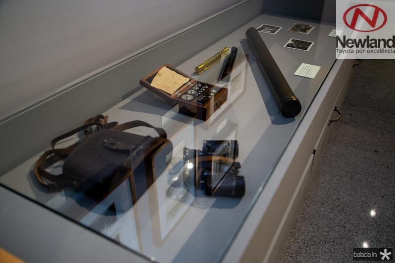Exposiçao Santos Dumont na Unifor (