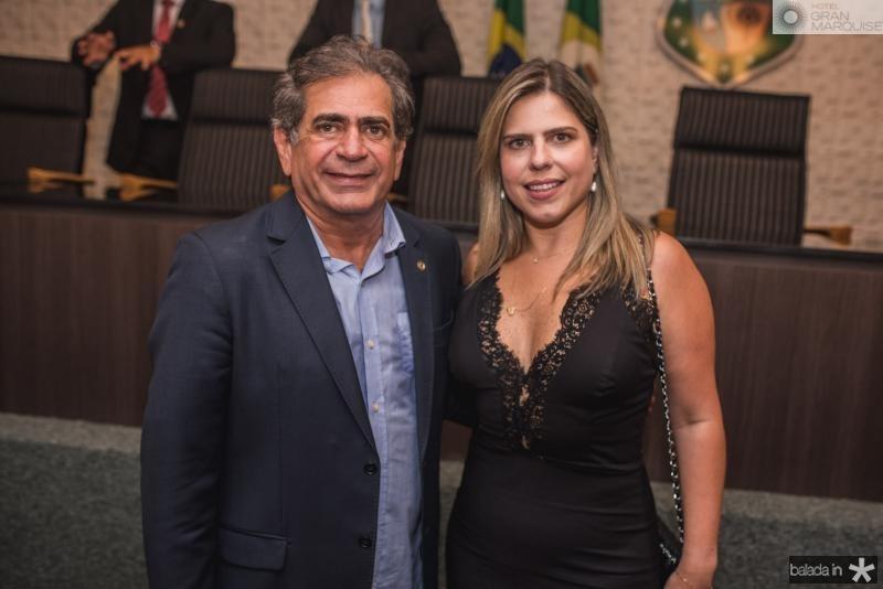 Zezinho e Aline Albuquerque