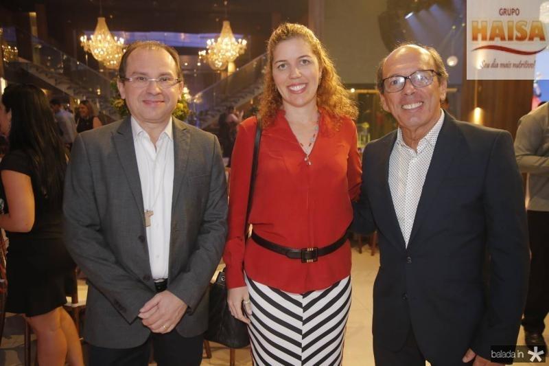 Carlos Matos, Ticiana Queiroz e Andre Montenegro 1