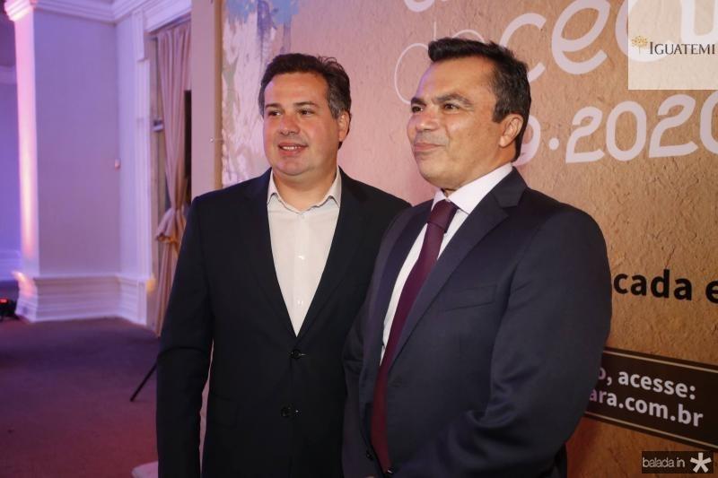 Samuel Dias e Juvencio Viana