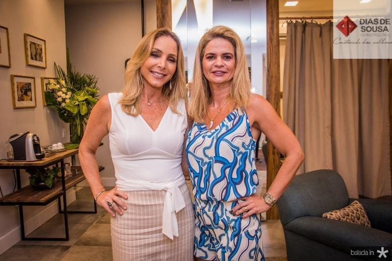 Ana Paula Daud Melo e Germana Cavalcante
