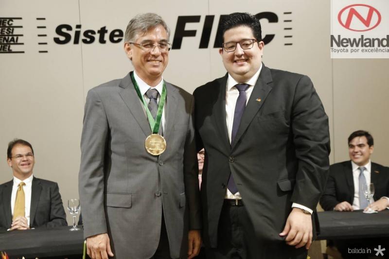 Cid Alves e Yuri Torquato