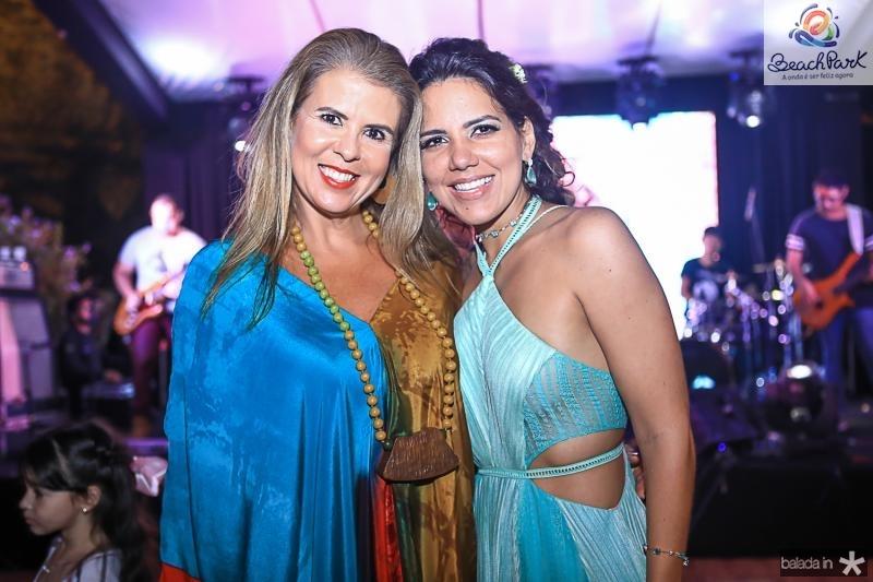 Alexandra Pinto e Ana Carolina F