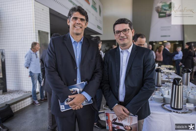 Carlos Oliveira e Italo Brandeira