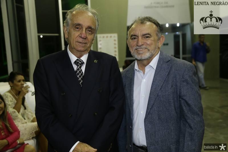 Joao Guimaraes e Reginaldo Braga