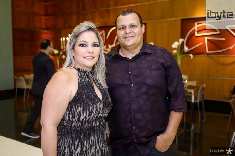 Carol e Fernando Braga