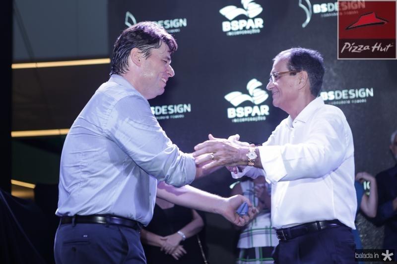 Ricardo Ary e Beto Studart