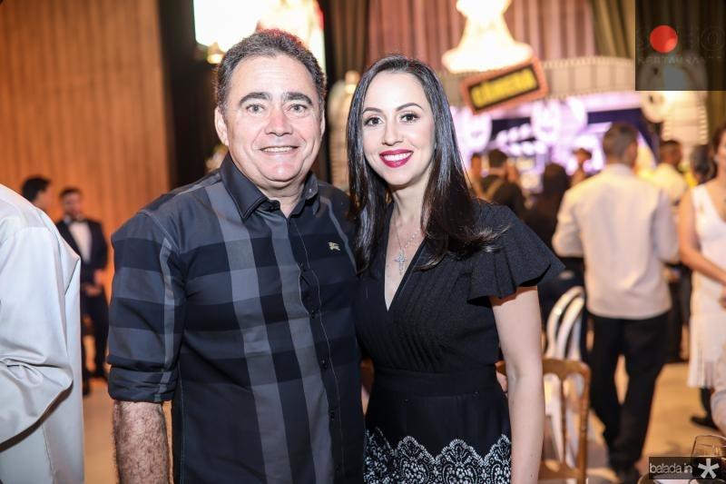 Artenisio e Carol Leite