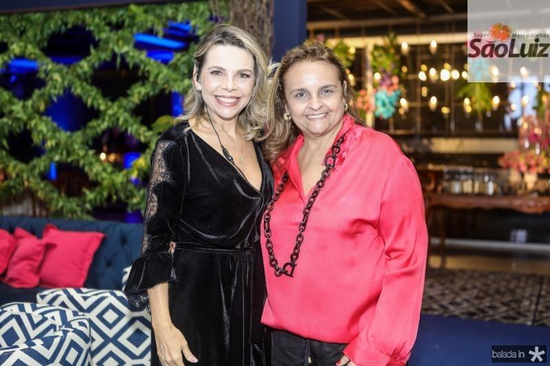 Lilian Porto e Toca Sampaio
