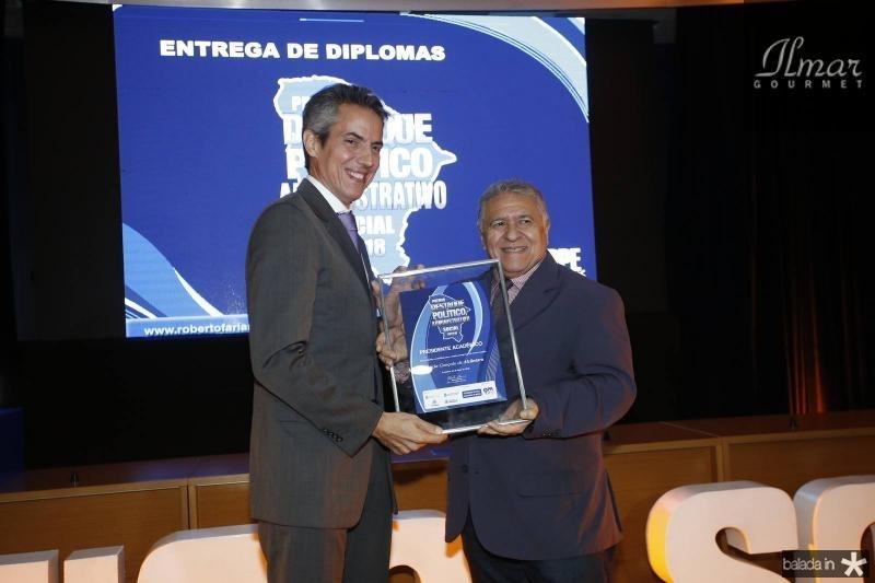 Leo Alcantara e Antonio Viana