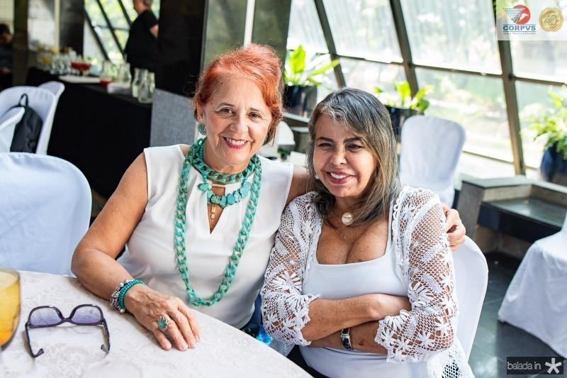 Fatima Duarte e Selma Cabral