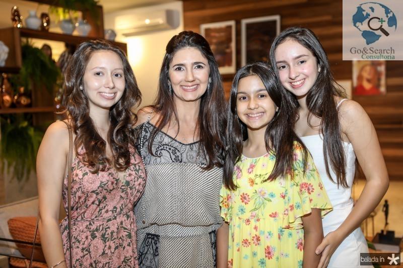 Marilia, Luciana, Livia e Leticia Cidrao