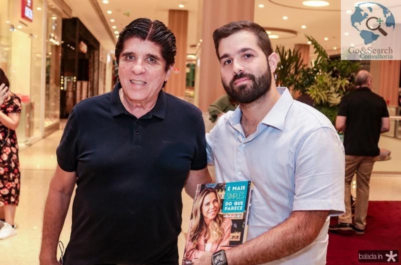 Dito Machado e Felipe Rocha