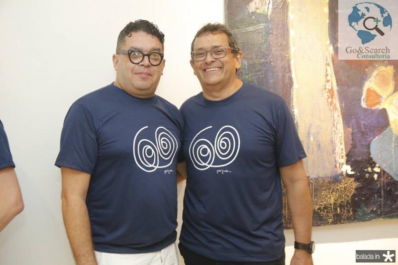 Emerson Maranhao e Jose Guedes