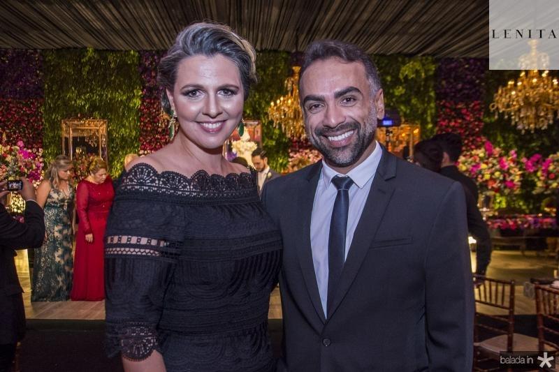 Alexia Fontes e Padua Costa