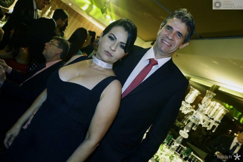 Katia Salgado e Carlos Henrique