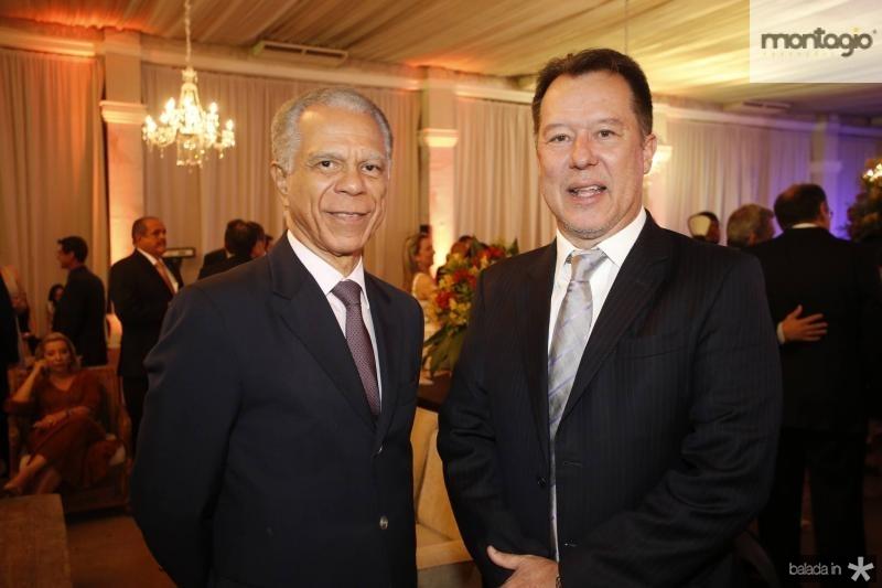 Sergio Melo e Carlos Fujita