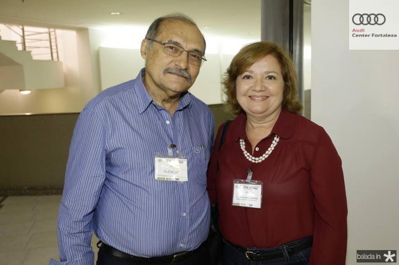 Francisco Alencar e Fernanda Araujo