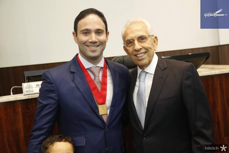 Thiago Asfor e Paulo Ponte