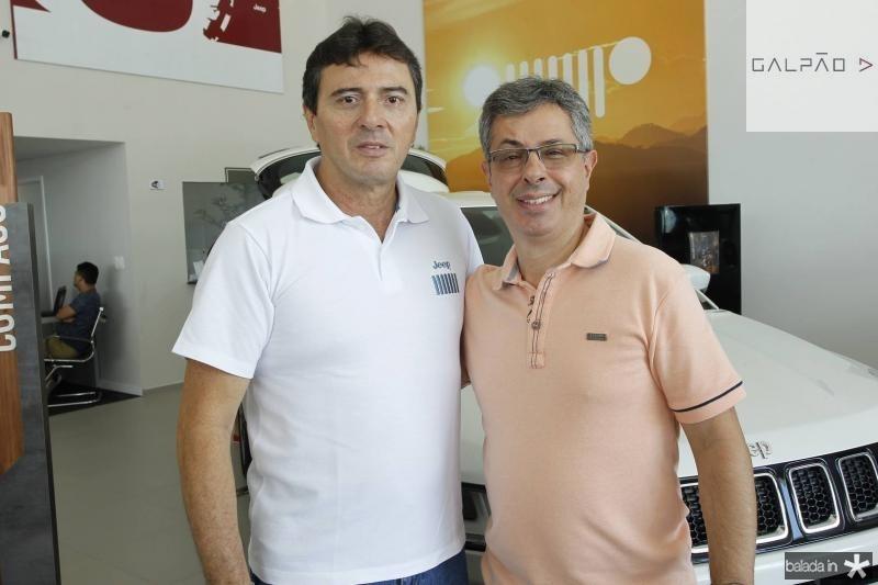 Luiz Teixeira e Andre Marinho